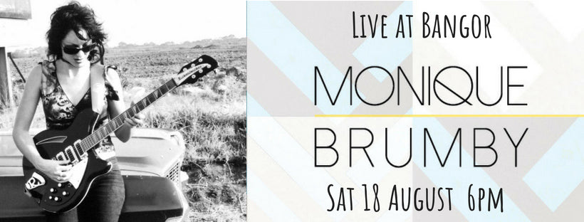 Monique Brumby - Live music at Bangor Tasmania