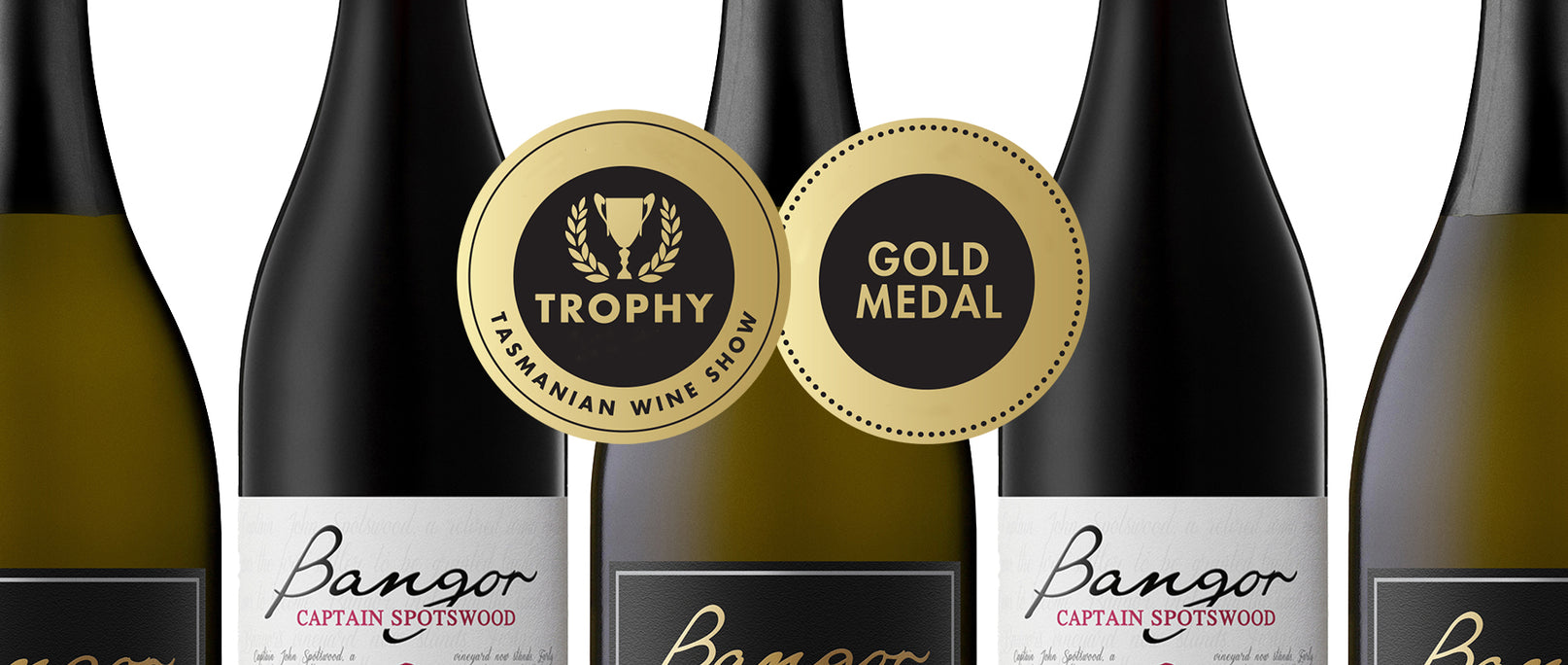 3 Trophies for Bangor at Tasmanian Wine Show