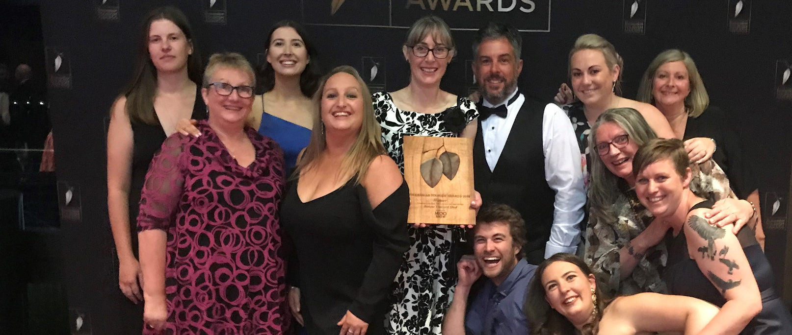 Gold for Bangor at the Tasmanian Tourism Awards