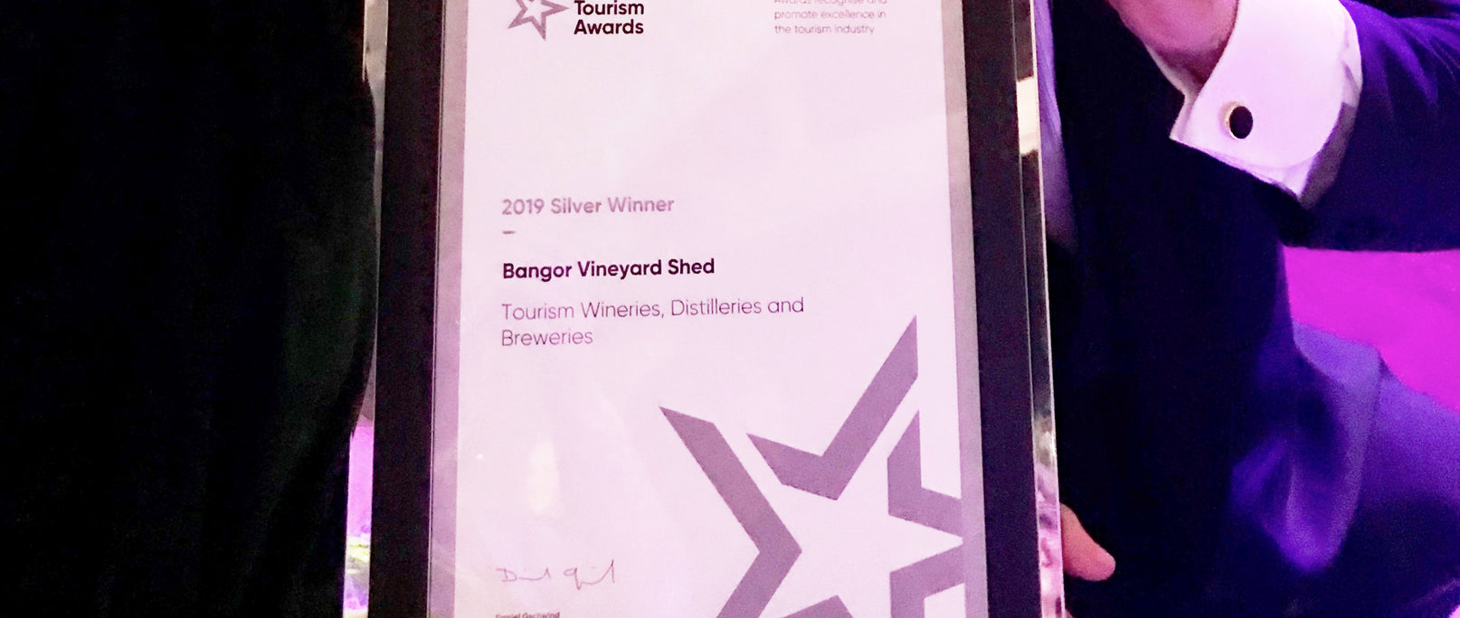 Silver for Bangor at National Tourism Awards