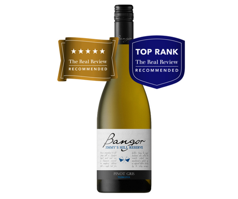 Bangor award winning wine