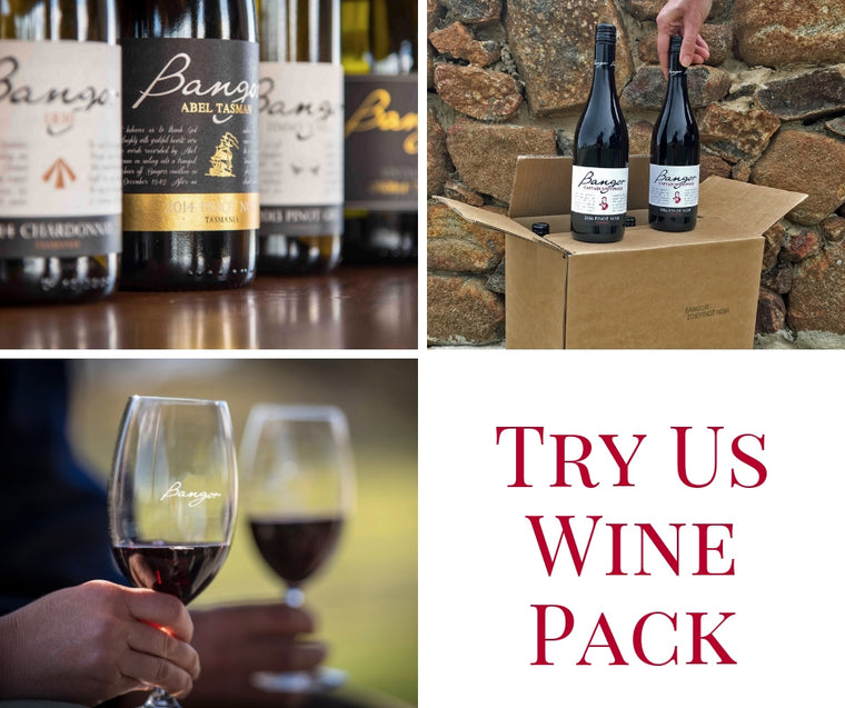 Try Us 12 pack - $20 discount (1642 Wine Club)