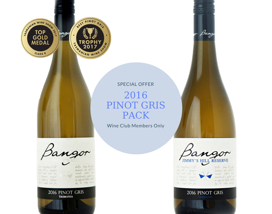 Pinot Gris Pack - Wine Club Members only