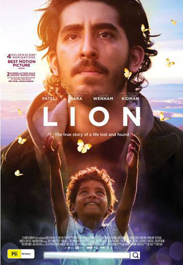 Lion Movie Night - VIP tickets