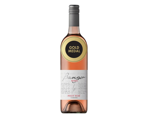 Tasmanian Premium Rose Wine - Gold Medal Winning