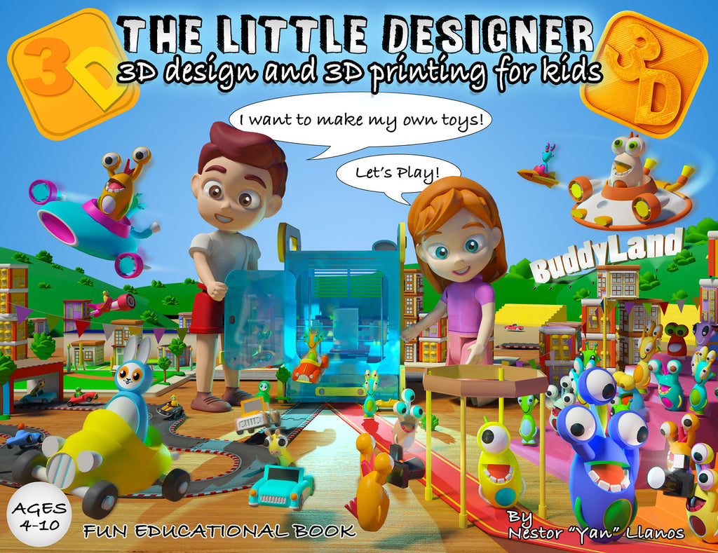 The Little Designer Softcover + eBook