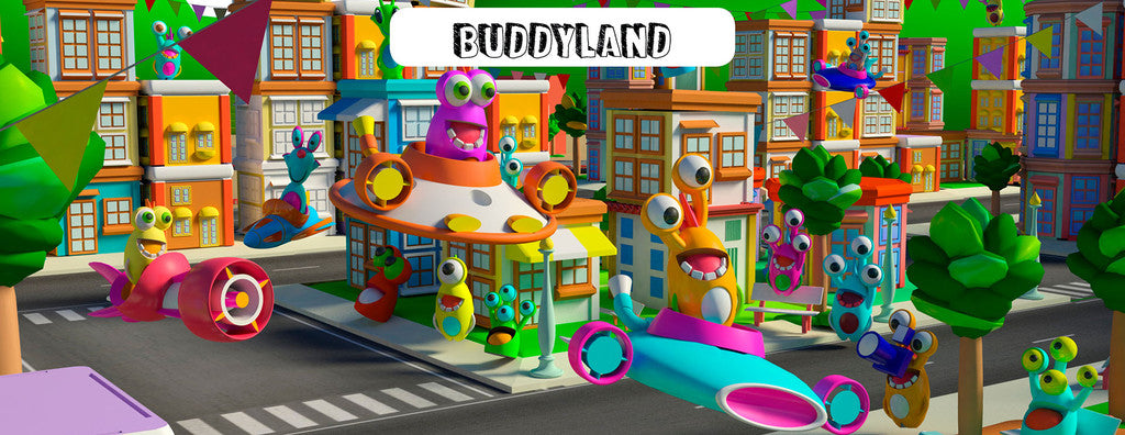 Buddy Land Collection