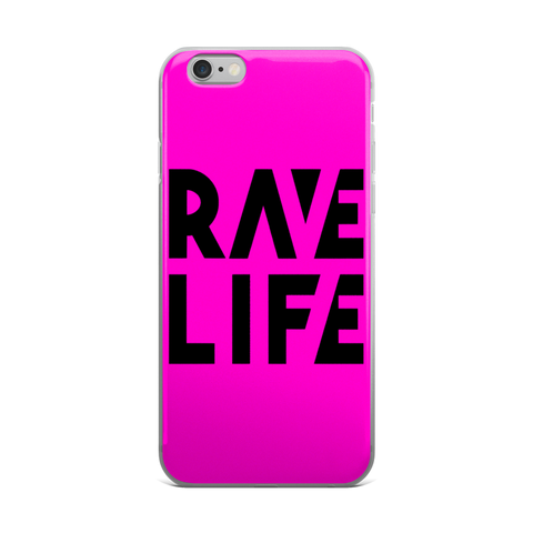 RAVE LIFE Phone Case