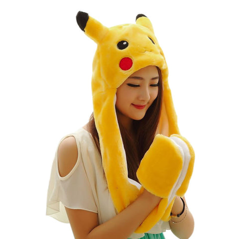 Plush Hat Pikachu