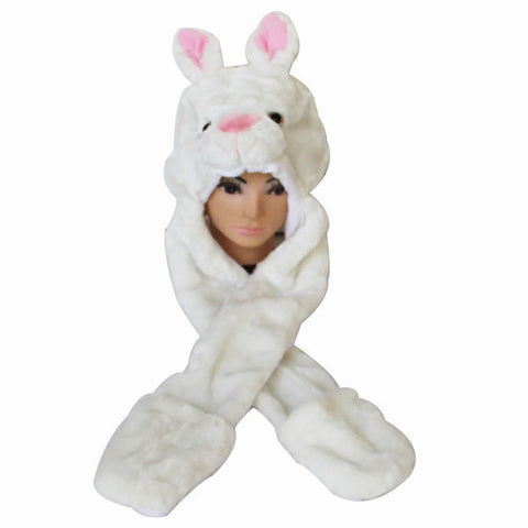 Plush Hat Rabbit