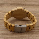 Bambooo Wood LED Watch by Bobo Bird