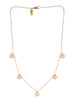 Jolie Shorty Necklace - Gold-Filled