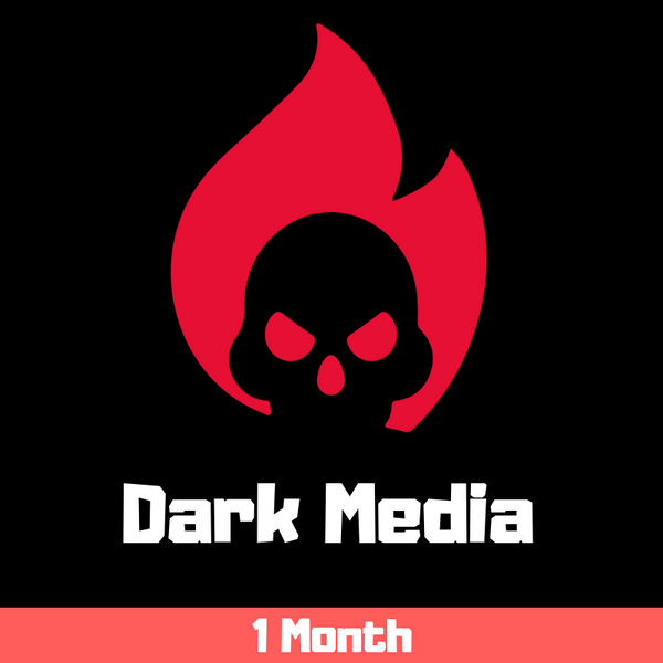 DarkMEDIA 1 Month 1 Connections