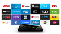 NVIDIA SHIELD TV Streaming Media Player w/ Remote - Project Cordless