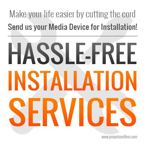 Project Cordless Installation Services - Project Cordless