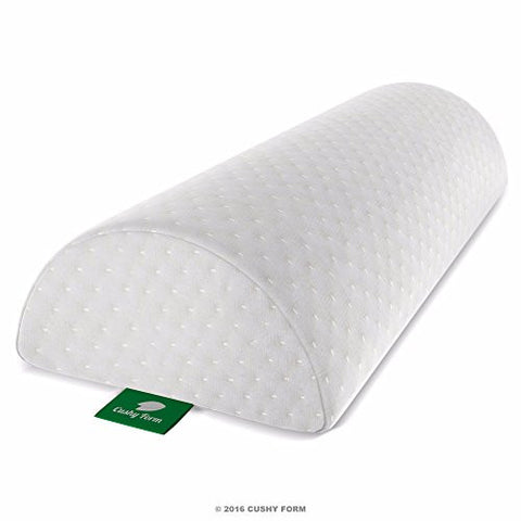 Back Pain Relief Half-Moon Bolster / Wedge - Xamns