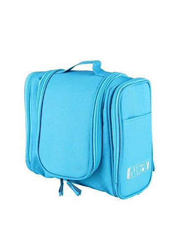Holly LifePro Travel Kit Portable Toiletry Bag Blue