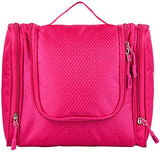 Makeup Bag For Travel Accessories Pink - Xamns