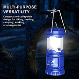 MalloMe LED Camping Lantern Flashlights
