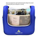 Hanging Toiletry Bag Blue