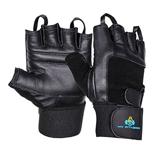 WeightLifting Gloves- Extra Padded Soft Leather