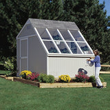 Phoenix Solar Shed with Floor