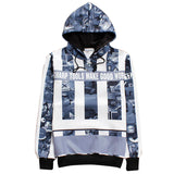 Men's Women's Harajuku Jacket Graphic Printed Chaqueta Hombre