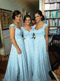 Elegant Bridesmaid Dresses Sweetheart