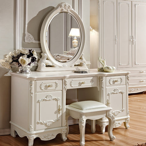 European Style Dressing Table