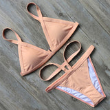 Sexy Swimsuit Brazilian Bikini Set