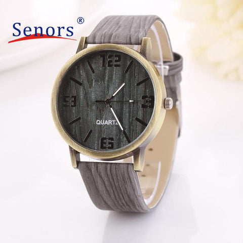 Wristwatches Wood Watch