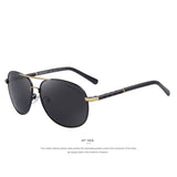 MERRY'S Men Classic Brand Sunglasses - Xamns