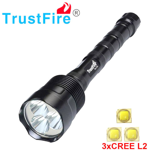 LED Flashlight Torch Lamp - Xamns