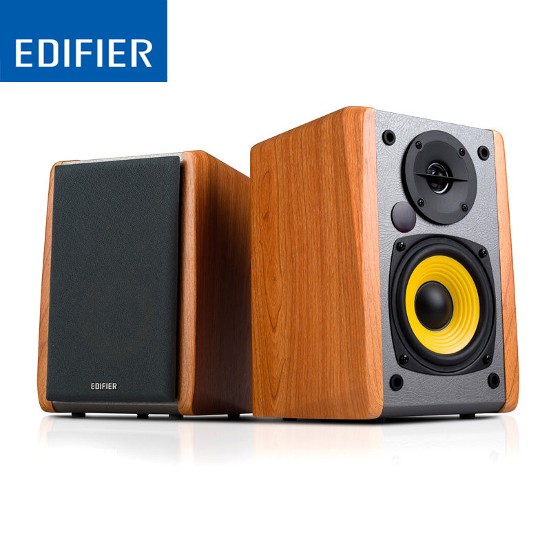 Wood Bluetooth Speaker for Home Theatre System Wireless