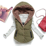 Hot New Fashion Hooded Vest - Xamns