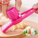 Grinding Garlic Press - Xamns
