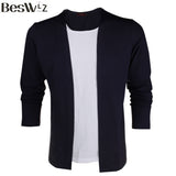 Beswlz Men's Long Sleeve T Shirts
