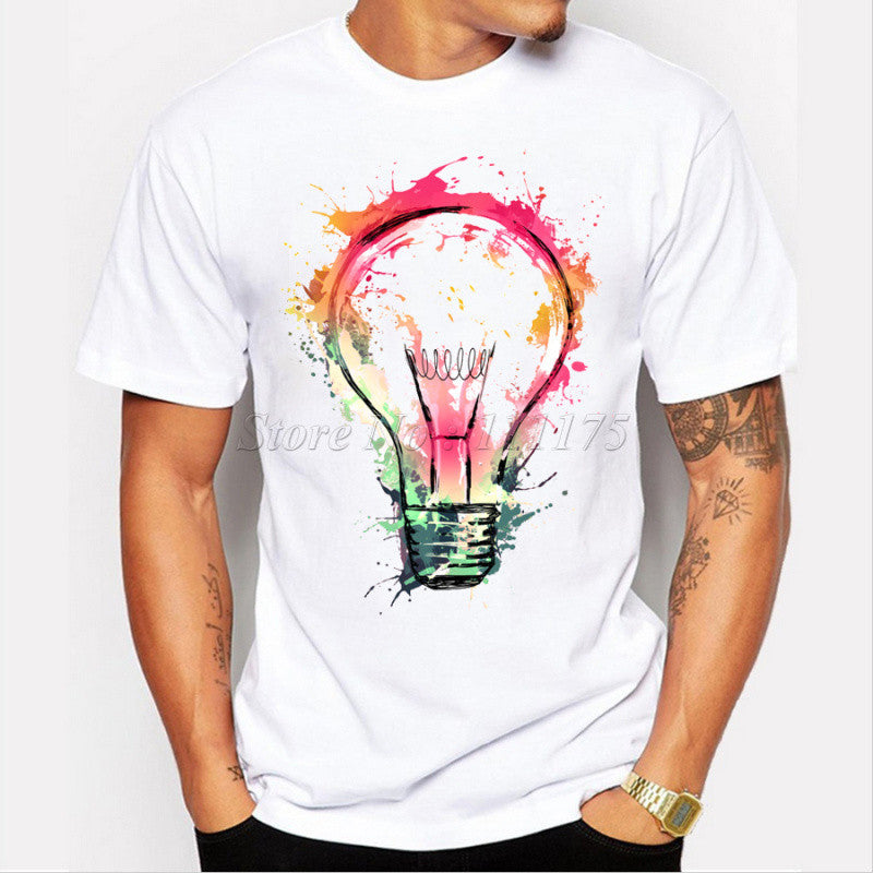 Men's T shirt Cool Fashion - Xamns