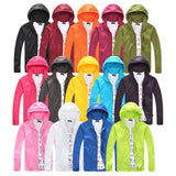 Rain Coat Multi Function Waterproof Jacket - Xamns