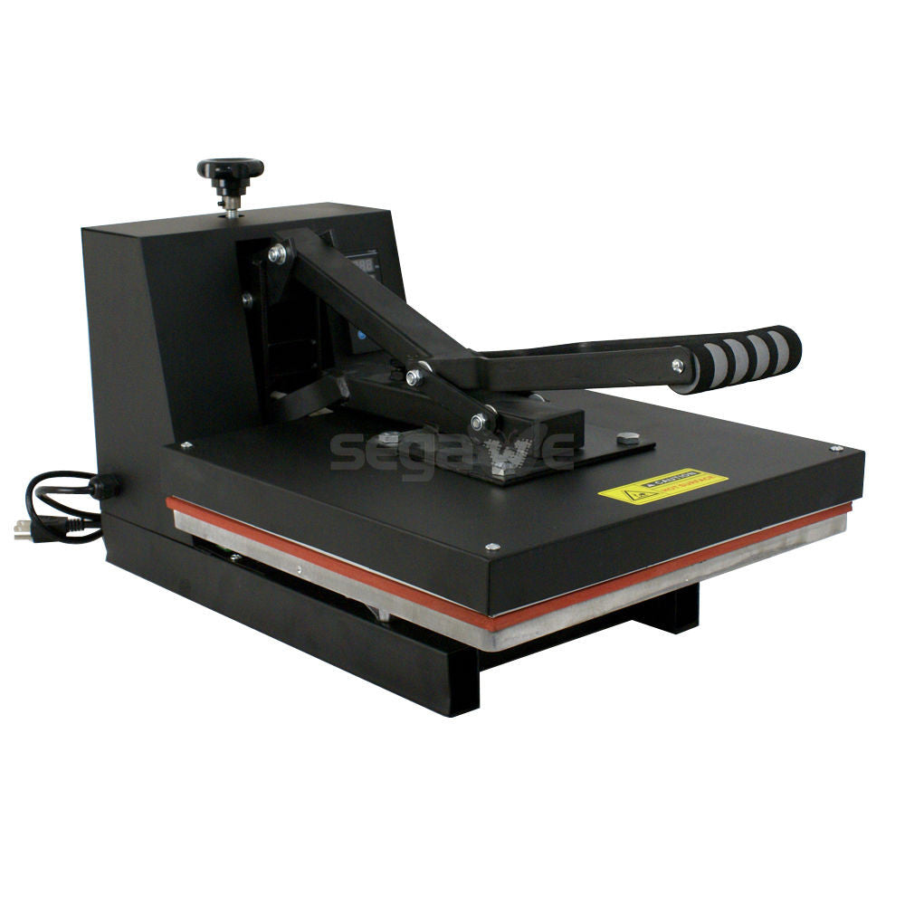 CLAMSHELL HEAT PRESS T-SHIRT Digital TRANSFER - Xamns