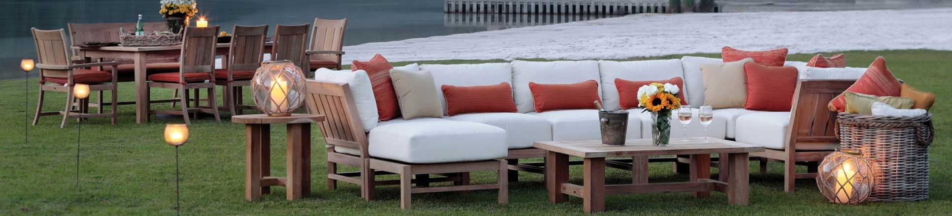 Outdoor Seating and Dining Furniture