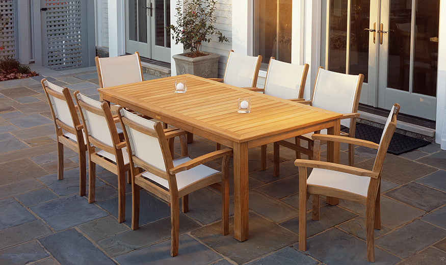 Kingsley Bate Is The First American Company To Utilize Javanese Teak In The  Manufacture Of All Their Outdoor Furniture Products. Kingsley Bate Is  Committed ... Part 95