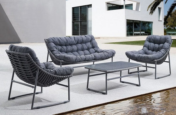 4 Pc. Ingonish Beach Sofa Set - Skylar's Home and Patio