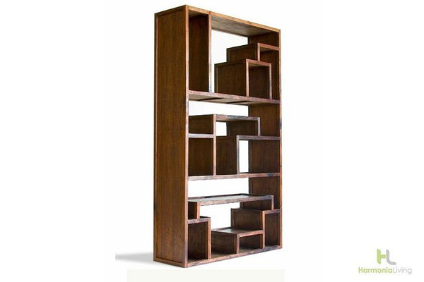 Great Wall Bookcase - Skylar's Home and Patio