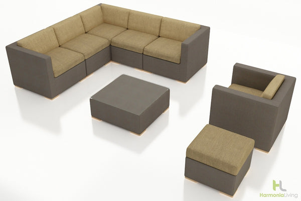 Element 8 Pc. Sectional Set