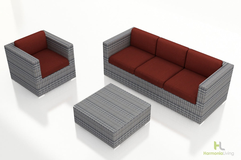 Outstanding District 3 Pc Sofa Set Andrewgaddart Wooden Chair Designs For Living Room Andrewgaddartcom