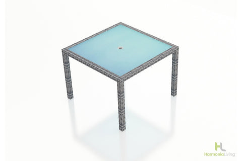 District 4-Seater Square Dining Table - Skylar's Home and Patio