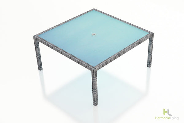 District 8-Seater Square Dining Table