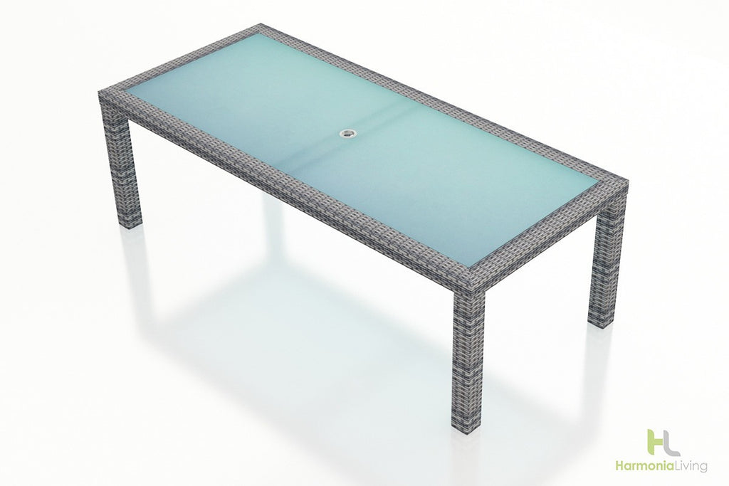 District 8-Seater Rectangular Dining Table - Skylar's Home and Patio