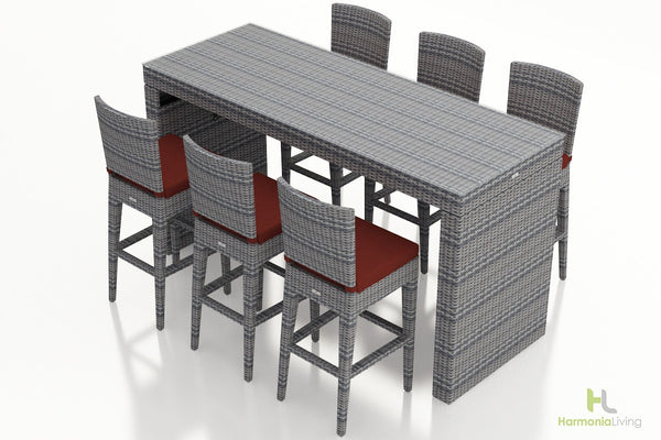 District 7 Pc Bar Set